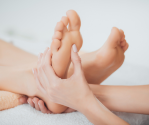 reflexology for anxiety and stress